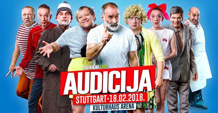 Audicija - Stuttgart