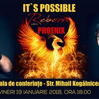 Reborn Like a Phoenix