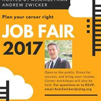 Job Fair Hosted by Assemblyman Andrew Zwicker