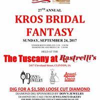 27th Annual KROS Bridal Fantasy
