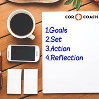 Meetup aprilmei Goal setting met Cor the Coach