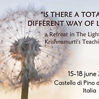 Ritiro Krishnamurti