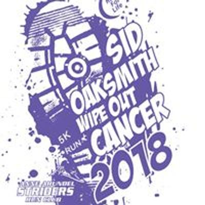 2019 Sid Oaksmith Wipeout Cancer Run-Anne Arundel Striders