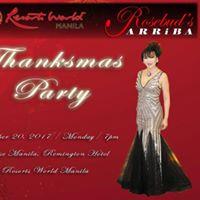 Arriba Thanksmas Party