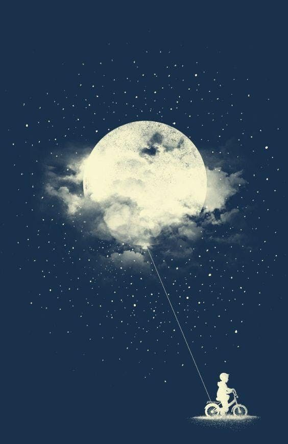 Full Moon Comedy