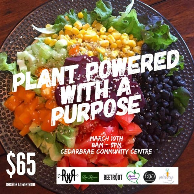 Plant Powered with a Purpose