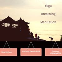 Yoga &amp Meditation Evening