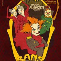 SANS Paroles Troupe Almazen. Clown Gestual