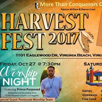 Harvest Fest Weekend 2017