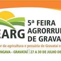 5a Feira Agrorrural de Gravata