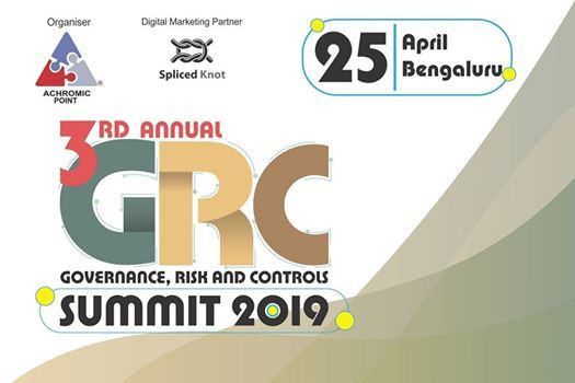 3rd Annual Governance Risk and Controls Summit