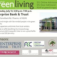 Green Living Magazines July Issue Launch Party