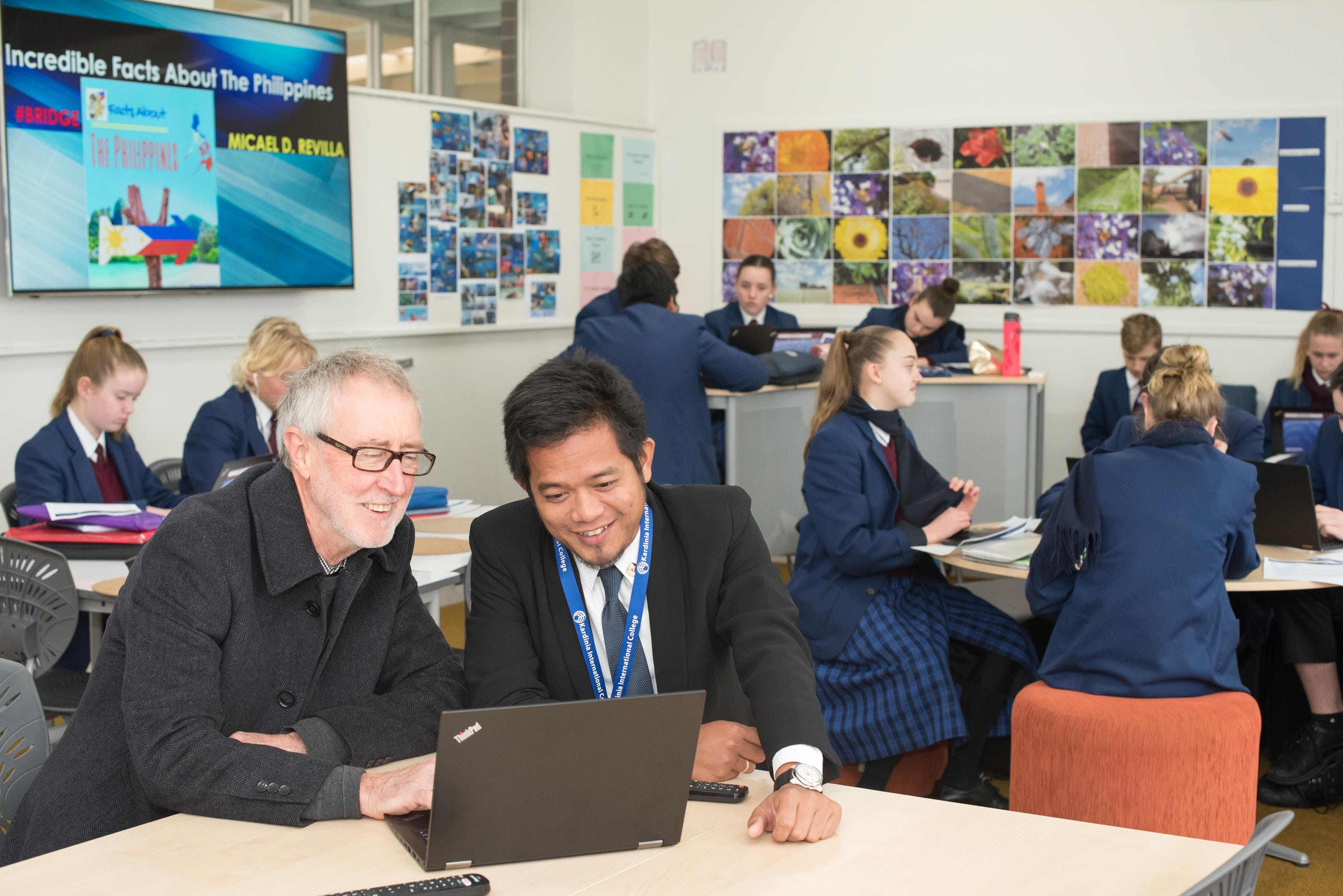 Australia-Asia BRIDGE Expansion Program Online Community of Practice (SA) 2