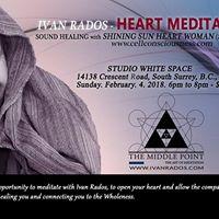 Ivan Rados - HEART Meditation