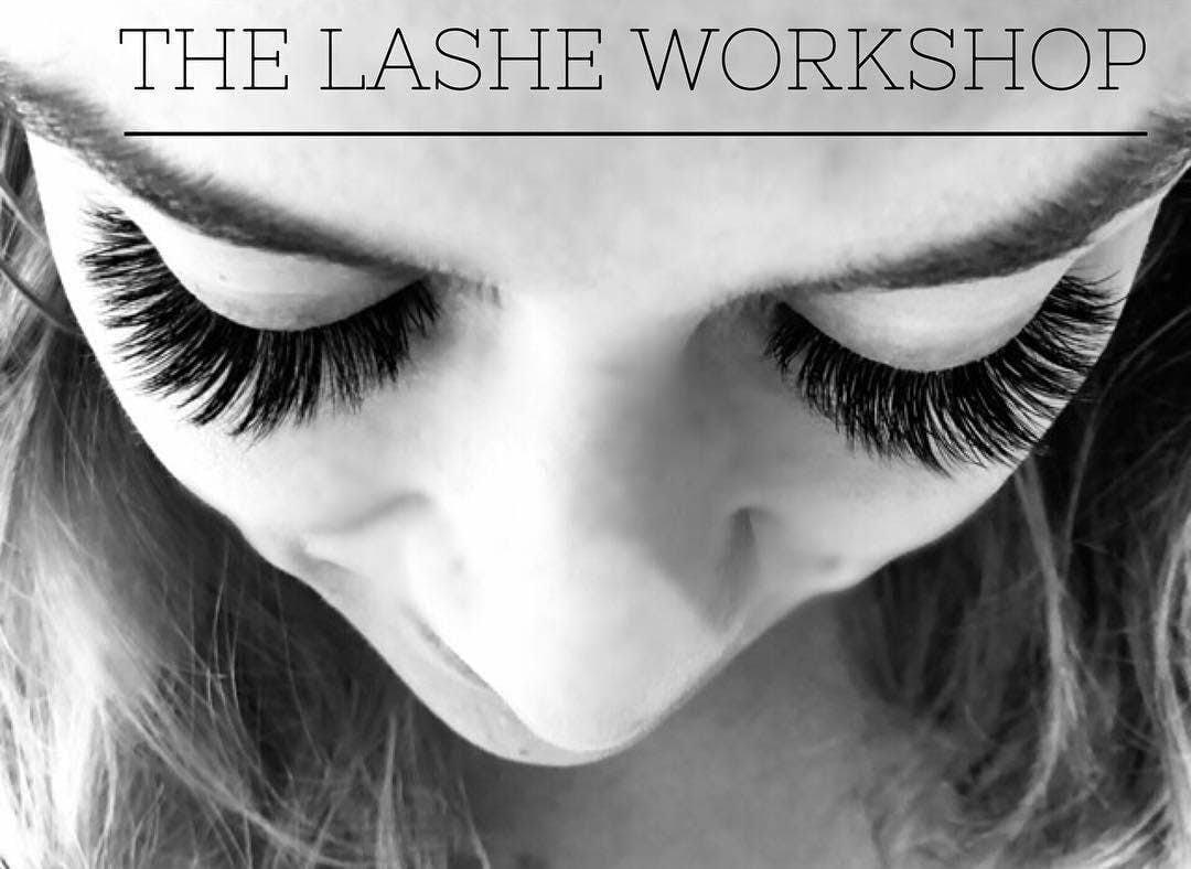 The Lashe Workshop For Eyelash Extensions At Salon Lashe Chicago