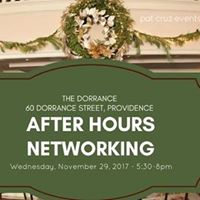 After Hours Networking at The Dorrance WedNov29