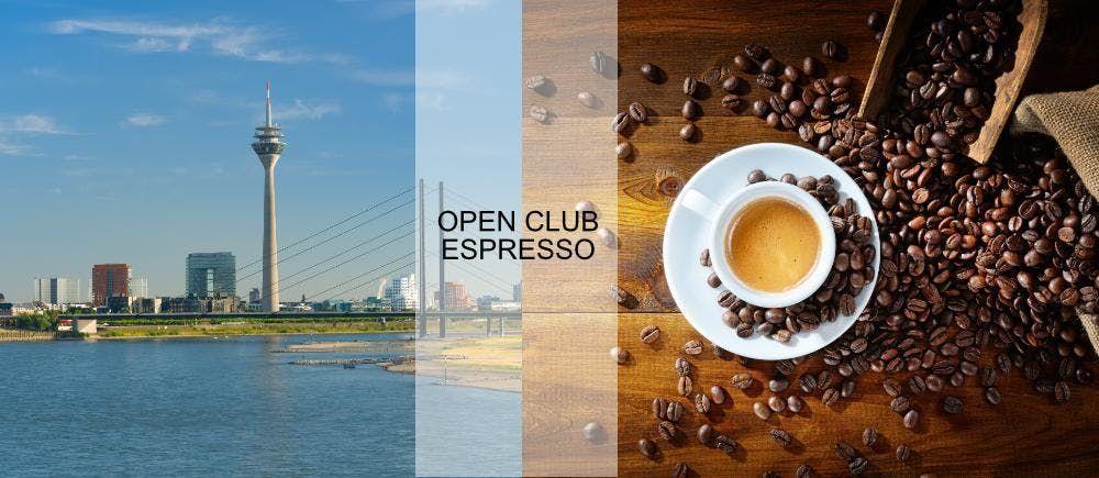 Kopie von Open Club Espresso (Dsseldorf) - April