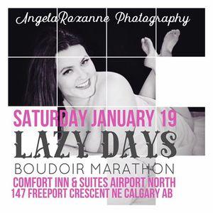 Lazy Days Boudoir Marathon