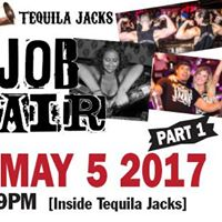 Tequila Jacks Job Fair