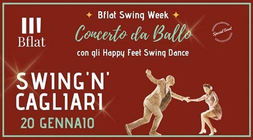 Swing n Cagliari - Concerto da Ballo