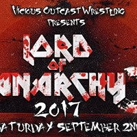 VOWs Lord of Anarchy Death Match Tournament 92 Fairmont WV