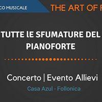 Tutte le sfumature del pianoforte - The Art of Piano - Casa Azul
