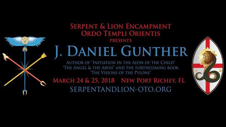 J. Daniel Gunther Lecture
