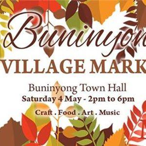 Buninyong Village Autumn Market