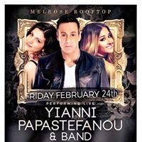Yianni Papastefanou &amp Band