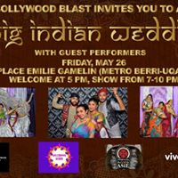 Invitation BigIndianWedding