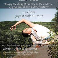 Yoga retreat in the mountains of sakleshpur