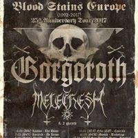 Gorgoroth &amp Melechesh Blood Stains Europe tour 2017