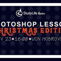 Photoshop Lesson Christmas Edition