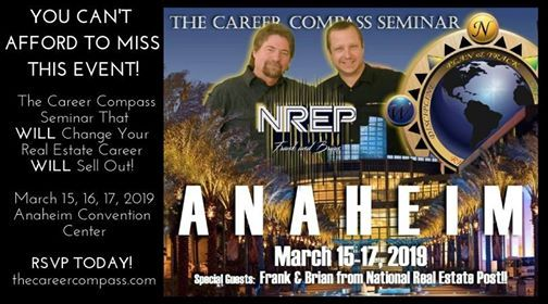 The Career Compass welcomes Frank & Brian of NREP