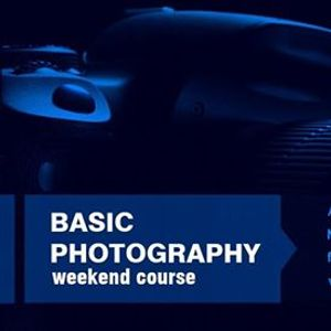 Basic Photography Weekend course