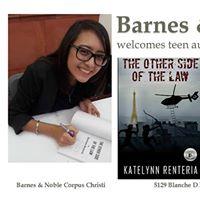 Author Event Katelynn Renteria