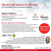 The Art and Science of Coaching batch 17