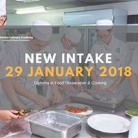 New Intake for Diploma Programmes (Culinary)