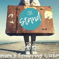 3dm STAND Womens Equipping Weekend Rhode Island