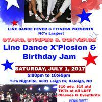NCs Largest Line Dance Party