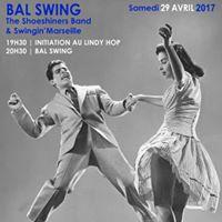 Bal Swing  The Shoeshiners Band &amp SwinginMarseille