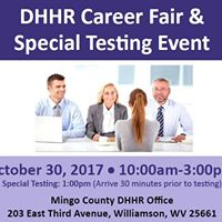 Career Fair - Mingo County DHHR