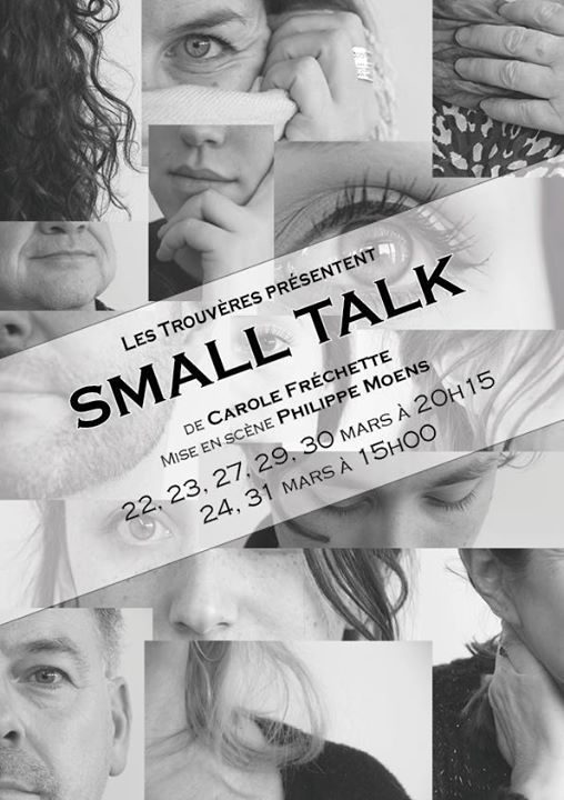 Small talk de Carole Frchette