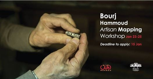 Bourj Hammoud Artisan Mapping Workshop