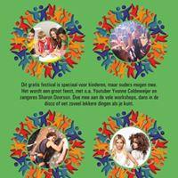 Leergeld Festival in het Atrium Den Haag