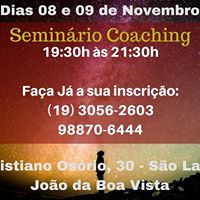 Seminrio Coaching