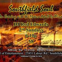 Southfield Soul - 2nd Sundays
