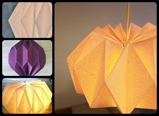 Origami Lantern Workshop At Kala Chhaya Pune