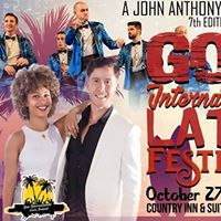 GILF - Goa International Latin Festival 2017 - 27th to 30th Oct