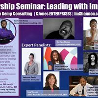 Nonprofit Leadership Seminar Leading With Impact